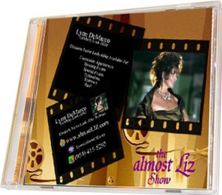 The Almost Liz Show DVD